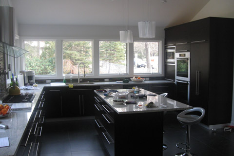 Design Build Kitchen Renovation Project in Closter NJ (NJ)