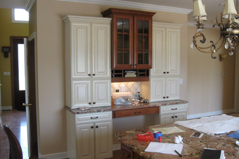 Design Build Readington Kitchen Idea (NJ)